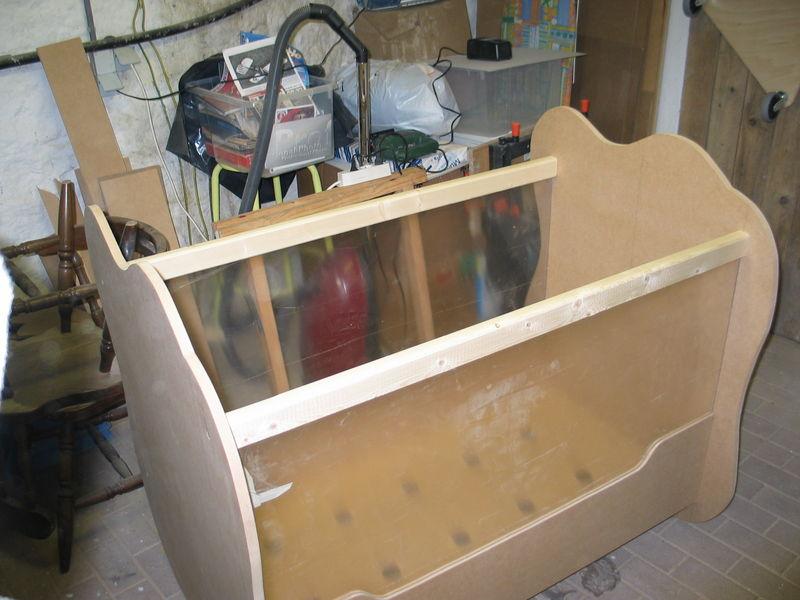 Portrait de bricoleur interview de pascal le bricoleux - Construire un meuble en mdf ...