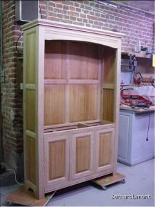 fabrication meuble plan