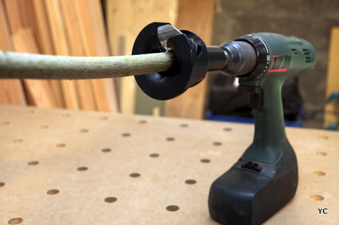 fabrication tenon
