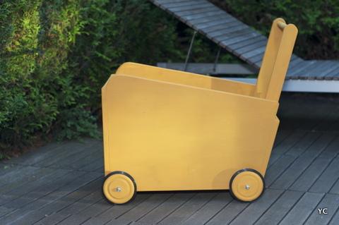 fabrication chariot pour enfants