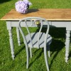 fabrication table et chaise