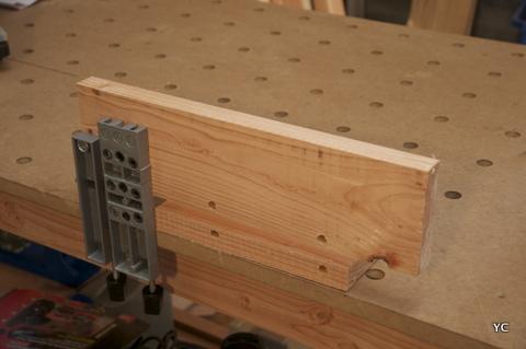 Le on n 3 comment assembler 2 panneaux entre eux - Assembler deux planches angle droit ...