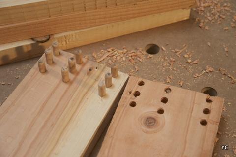 comment assembler planches