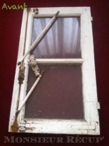 fabriquer une fenêtre