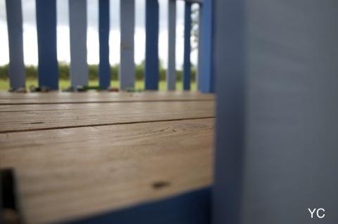 comment fixer le plancher d'une cabane ?