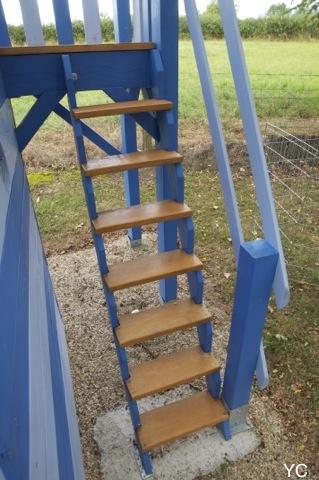 comment construire un escalier