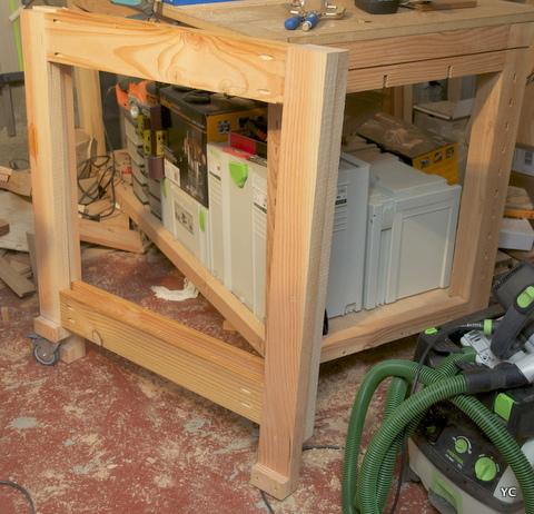 fabrication encadrement bois