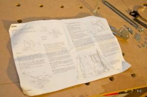 comment fabriquer une table de sciage