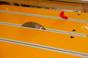 reglage hauteur de coupe workcenter
