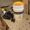 faire un meuble avec outils triton