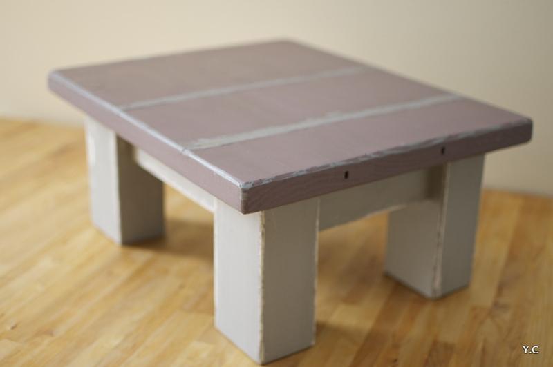 A faire soi m me quelques patines r centes for Fabriquer un meuble en bois soi meme