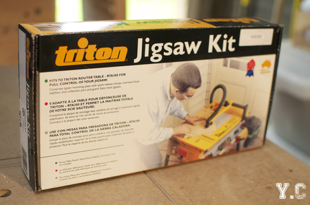 jigsaw kit triton