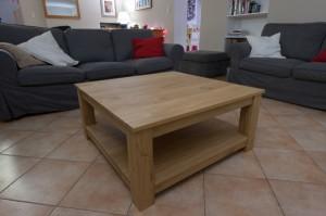 comment fabriquer une table basse