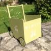 fabriquer un chariot de marche